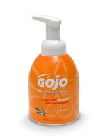 Gojo 5762-04 Luxury Foam Antibacterial Handwash, 535ml Pump, 4/Cs.
