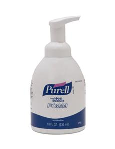 Gojo 5792-04 Purell® Instant Hand Sanitizer Foam, 535ml Pump, 4/Cs.