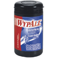 Kimberly Clark 58310 Wypall® Heavy-Duty Waterless Hand Wipes