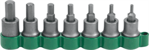 Allen 58799 7 Pc. SAE Hex Bit Set