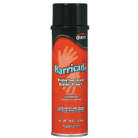 Quest Chemical 589 Barricade Protective Hand Barrier Cream,20oz,12/Cs.