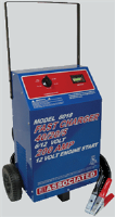 Associated Equipment 6018 6/12 Volt Fast Charger