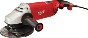 "Milwaukee 6088-30 7/9"" Large Angle Grinder w/ Lock-On"