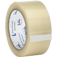 "Intertape 6100 Carton Sealing Tape, 2"" x 110 yds, 36/Cs."