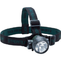 Streamlight 61051 Trident® LED Headlamp, Green