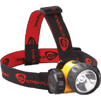 Streamlight 61200 3AA Haz-Lo® Headlamp, Yellow
