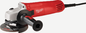 "Milwaukee 6140-33 4-1/2"" Small Angle Grinder, 7 Amp"
