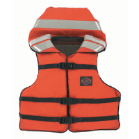 Stearns 6155ORSM 6155 Whitewater Rescue Vests,Orange, Small/Medium