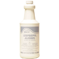 Quest Chemical 620016 Isopropyl Alcohol Cleaner, 1Qt,12/Cs.