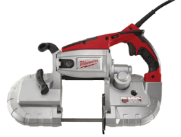 Milwaukee 6232-6N Deep Cut Band Saw with Case