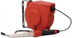 Astro Pneumatic 6323 60 LED Light with 50' Retractable Reel