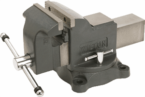 "Wilton 63302 Shop Vise 6"" with Svivel Base"