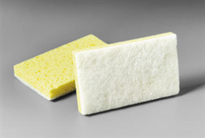 3M 63 Scotch-Brite™ Light Duty Scrub Sponges, 20/Case