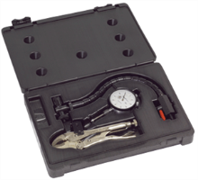 Central Tools 6450 Brake Rotor/Ball Joint Gage Set