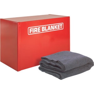 JL Industries 650207 Cabinet for Fire Blanket