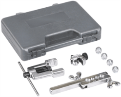 OTC 6504 ISO Bubble Flaring Tool Set with Cutter