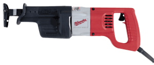 Milwaukee 6509-22 Reciprocating Sawzall w/ Quik-Lok&#153L Blade, 11 Amp