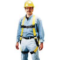 Sperian 650/UYK Miller® VersaLite Non-Stretch Full-Body Harness