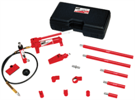 Blackhawk 65114 Porto-Power Body Repair Kit, 4 Ton