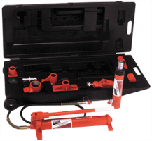 Blackhawk 65115 Porto-Power Body Repair Kit, 10 Ton