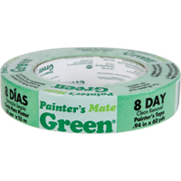 "Duck Brand 671372 Painter's Mate Green Masking Tape, 0.94"" x 60 yd"