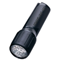 Streamlight 68301 ProPolymer® LED Flashlight, 4AA, Black, Boxed