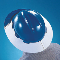 MSA 697290 Sun Shield for V-Gard®, Caps Only
