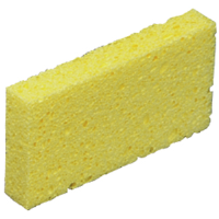 Impact Products 7160P Small Cellulose Sponges, 6/Cs.