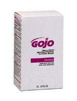 Gojo 7220-04 Rich Pink™ Antibacterial Lotion Soap, 2000ml, 4/Cs.