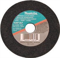 "Makita 724107-5-10 4"" CUT-OFF WHEELS (10)"