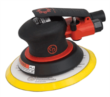 "Chicago Pneumatic 7255 3/16"" Orbit, 6"" Palm Sander"