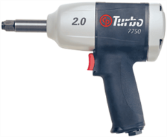 "Chicago Pneumatic 7750-2 1/2"" Tubro Impact Wrench w/ Ext. Anvil"