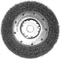 "Shark 780S 8"" Crimped Wire Wheel"