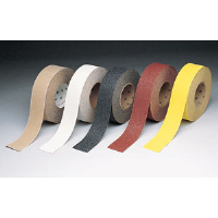 Brady 78190 Grit-Coated Anti-Skid Polyester Tape Roll Mounted