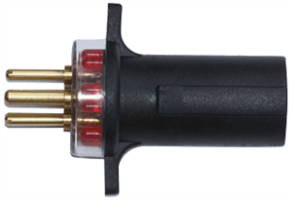IPA Tools 7865L 7-Way Round Pin Trailer Circuit Tester