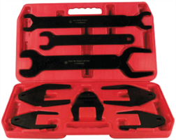 Astro Pneumatic 7895 10 Pc. Fan Clutch Wrench Set