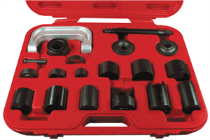 Astro Pneumatic 7897 Ball Joint Service Tool & Master Adapter Set