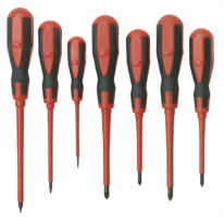 Gearwrench 80063 7 Pc. Insulated Screwdriver Set
