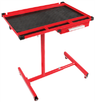 Sunex 8019 Adjustable Heavy Duty Work Table w/ Drawer