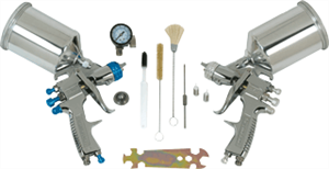 DeVilbiss 802343 StartingLine HVLP Spray Gun Kit