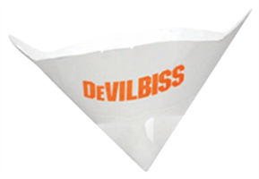 DeVilbiss 802352 Medium Nylon Paint Strainer