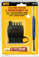 IPA Tools 8026 4/5 Pin Towing Maintenance Kit