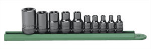 Gearwrench 80582 10 Pc. External Torx® Socket Set