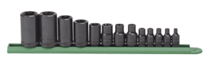 Gearwrench 80583 13 Pc. External Torx® Socket Set