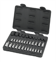 Gearwrench 80727 36 Pc. Master Torx® Socket Set