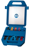 Assenmacher Specialty Tools 8110 - 10 Pc. Line Disconnect Set