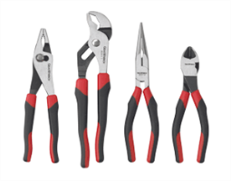 Gearwrench 82103 4 Pc. Mixed Pliers Set
