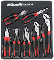 Gearwrench 82108 7 Pc. Mixed Pliers Set