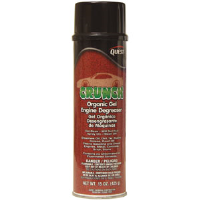 Quest Chemical 825 Crunch Engine Degreaser, 20oz,12/Cs.