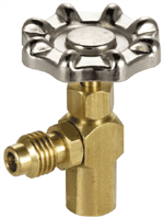 Mastercool 85510 R134a Can Tap Valve, Screw-On